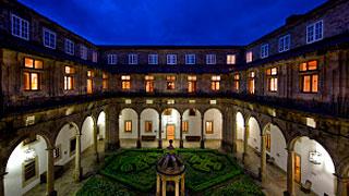 Hotel Parador Santiago