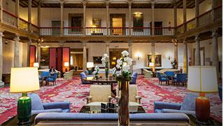 Hotel reconquista Oviedo