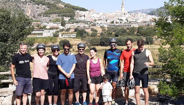 Valencia Castellon Costa blanca bike tour