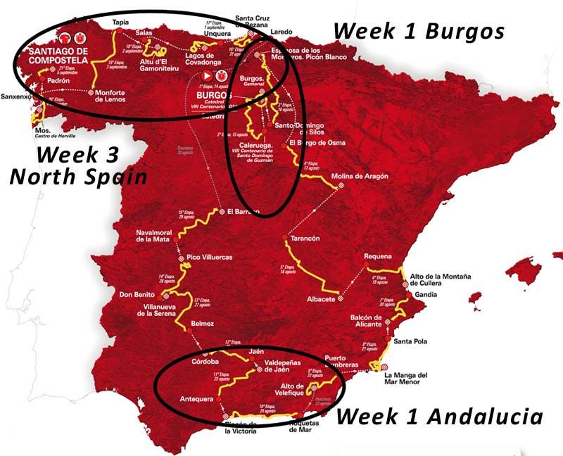 Vuelta España 2021